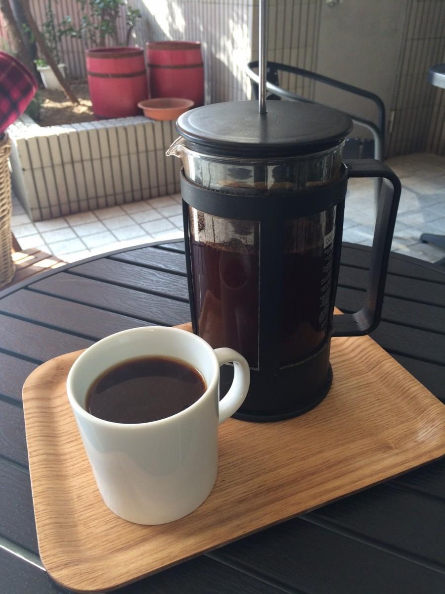コーヒー教室のお知らせ