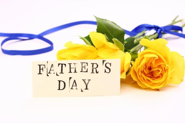 明日18日は父の日です!